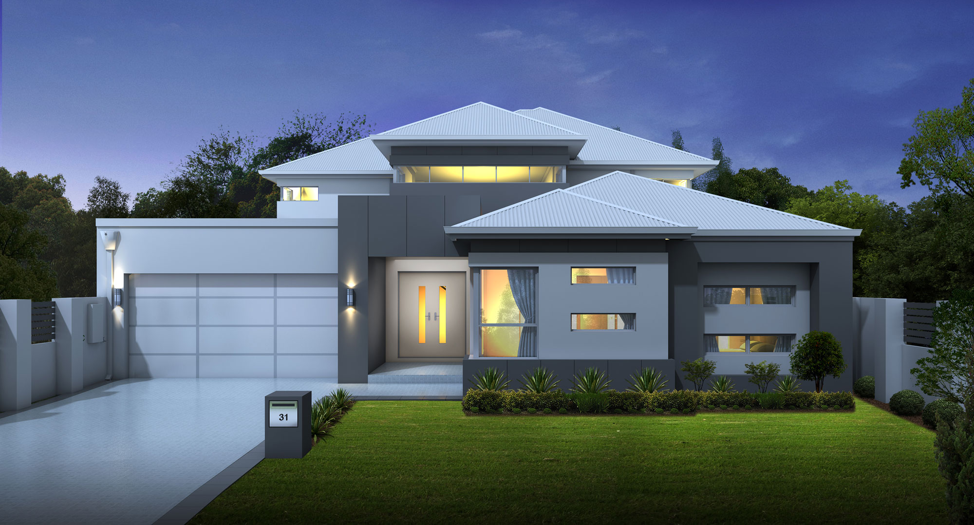 5 Bedroom House In Perth Livingstone Executive Metro Homes