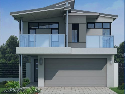 Two Storey House Design