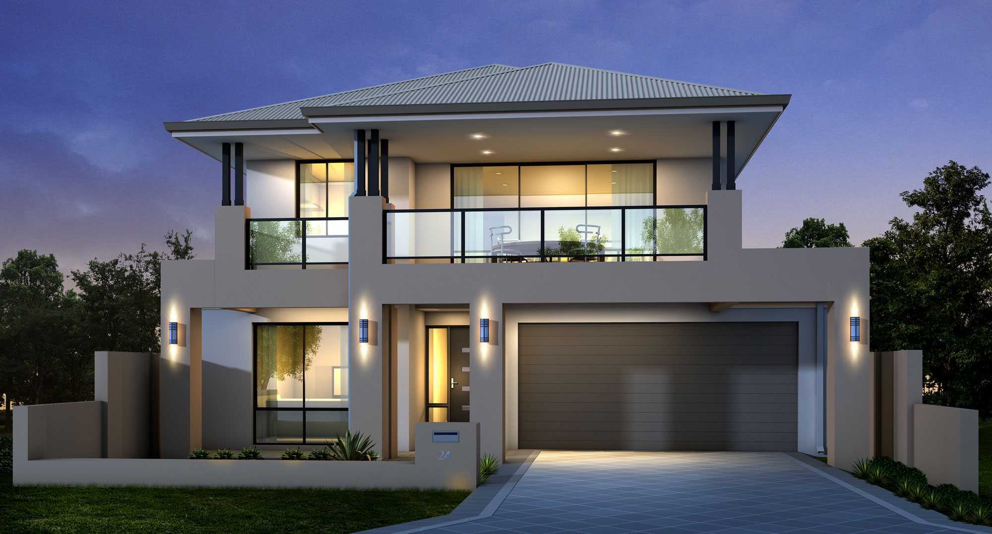 House Design Sample for Arcadia 2000
