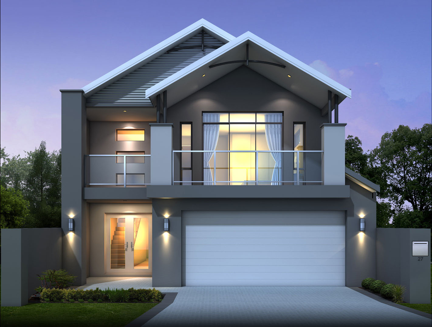 The island retreat grande series 2 storey homes for New two story homes