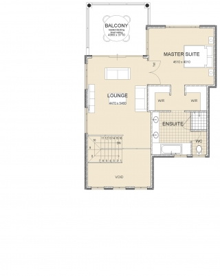 Livingstone-4-Bed House Plan 2