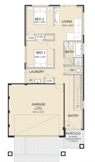 Superius - Web house Plan 1