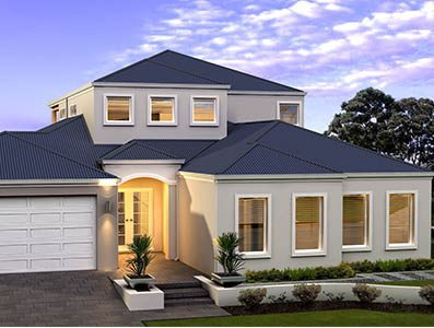 two storey house design perth - Livingstone 4 Bed 2000