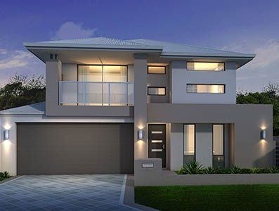 Grange Series 6 Classic 2000- two storey house design perth