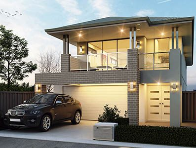 2 Storey Home Design