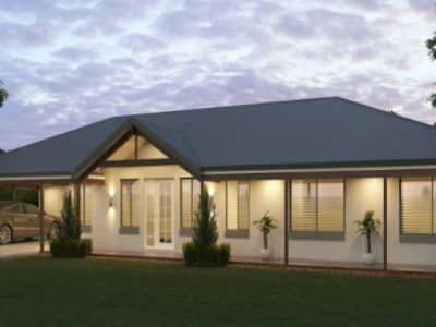 Birchmont Classic house design