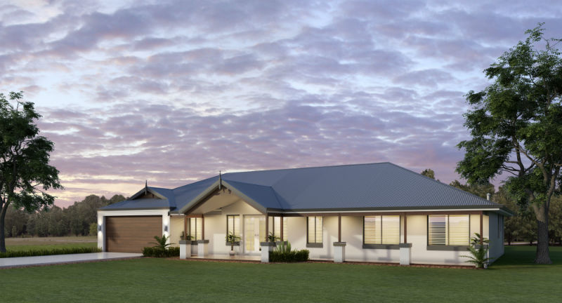 Birchmont Executive house design perth