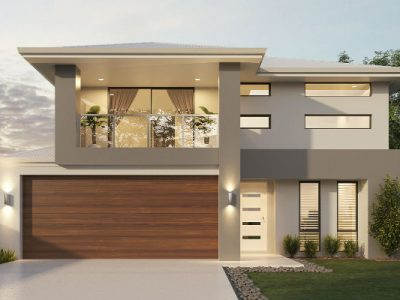 Novus Two Storey House Designs