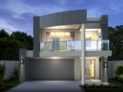 Virage two storey house designs