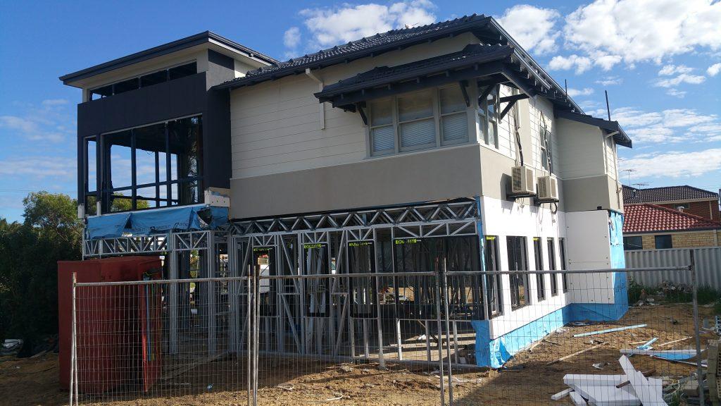 home builders perth