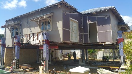 house lifting mandurah